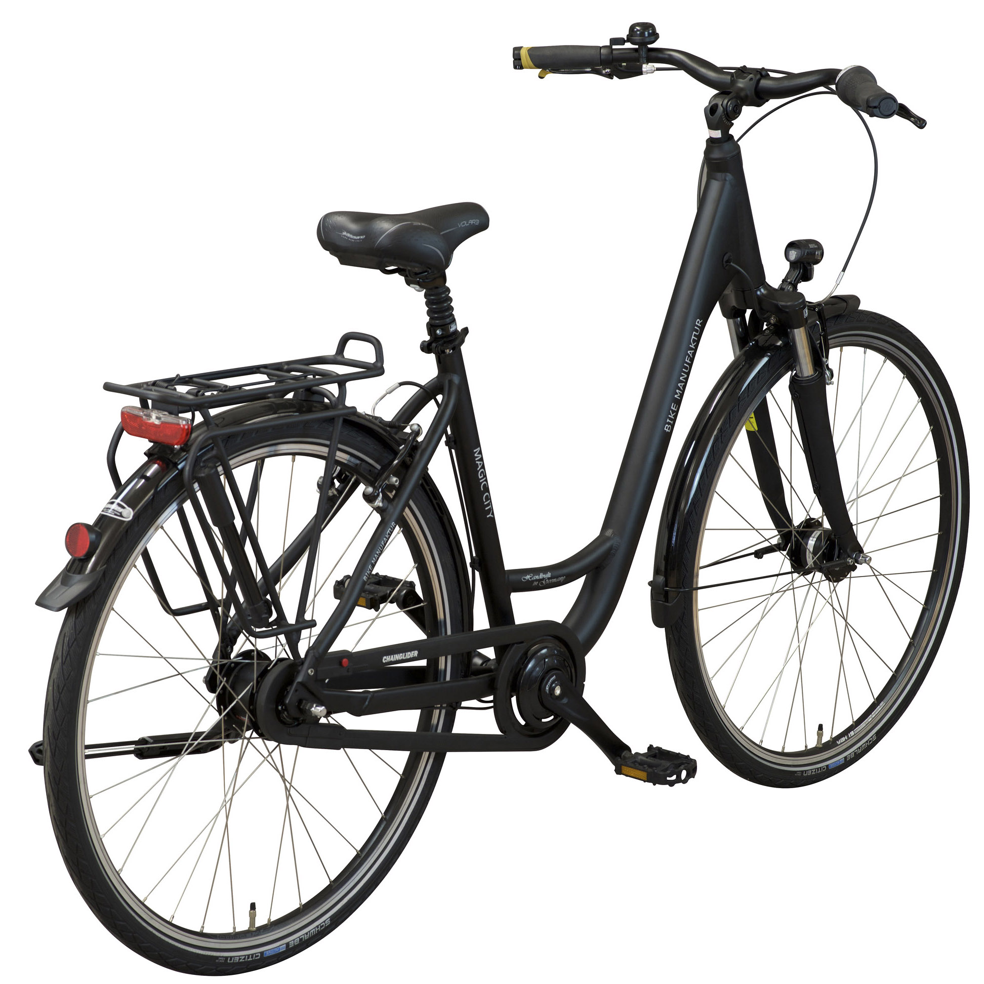 bike manufaktur magic city trekkingrad 45 cm online shop. Black Bedroom Furniture Sets. Home Design Ideas
