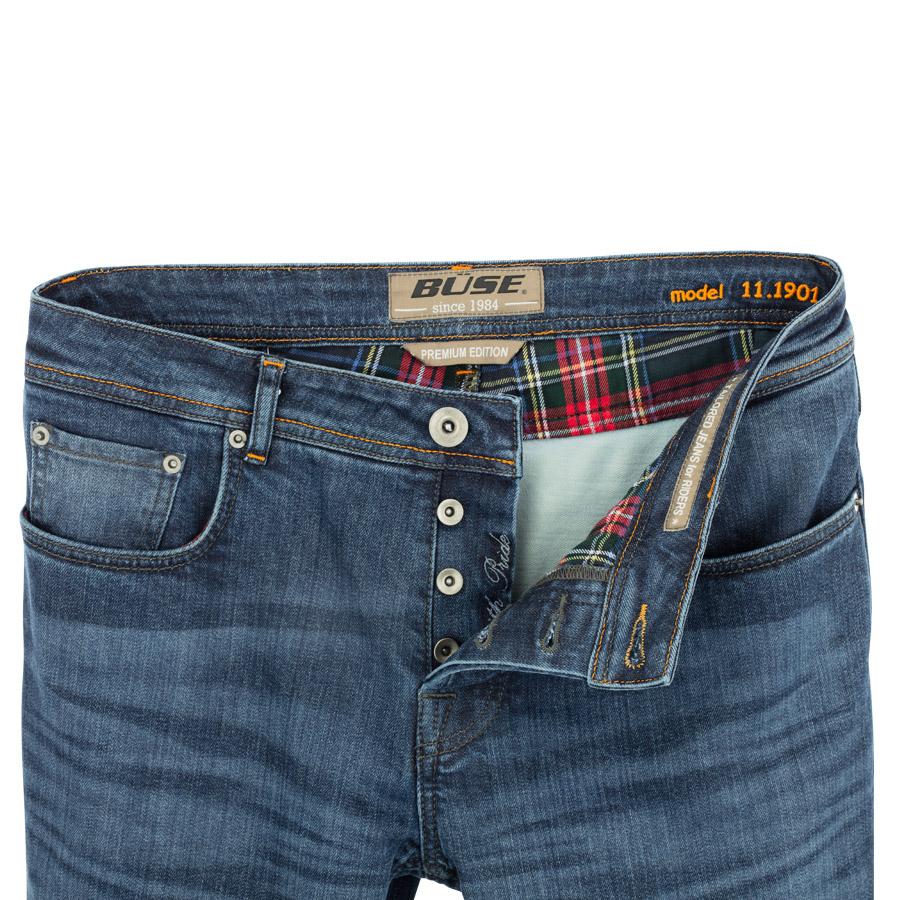 b se jeans detroit motorrad textilhose blau gr e 30 32. Black Bedroom Furniture Sets. Home Design Ideas