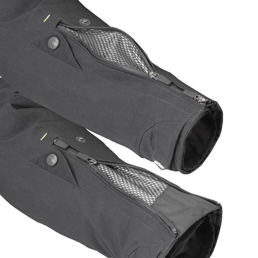 b se severo stx motorradjacke textil schwarz gr e 60. Black Bedroom Furniture Sets. Home Design Ideas