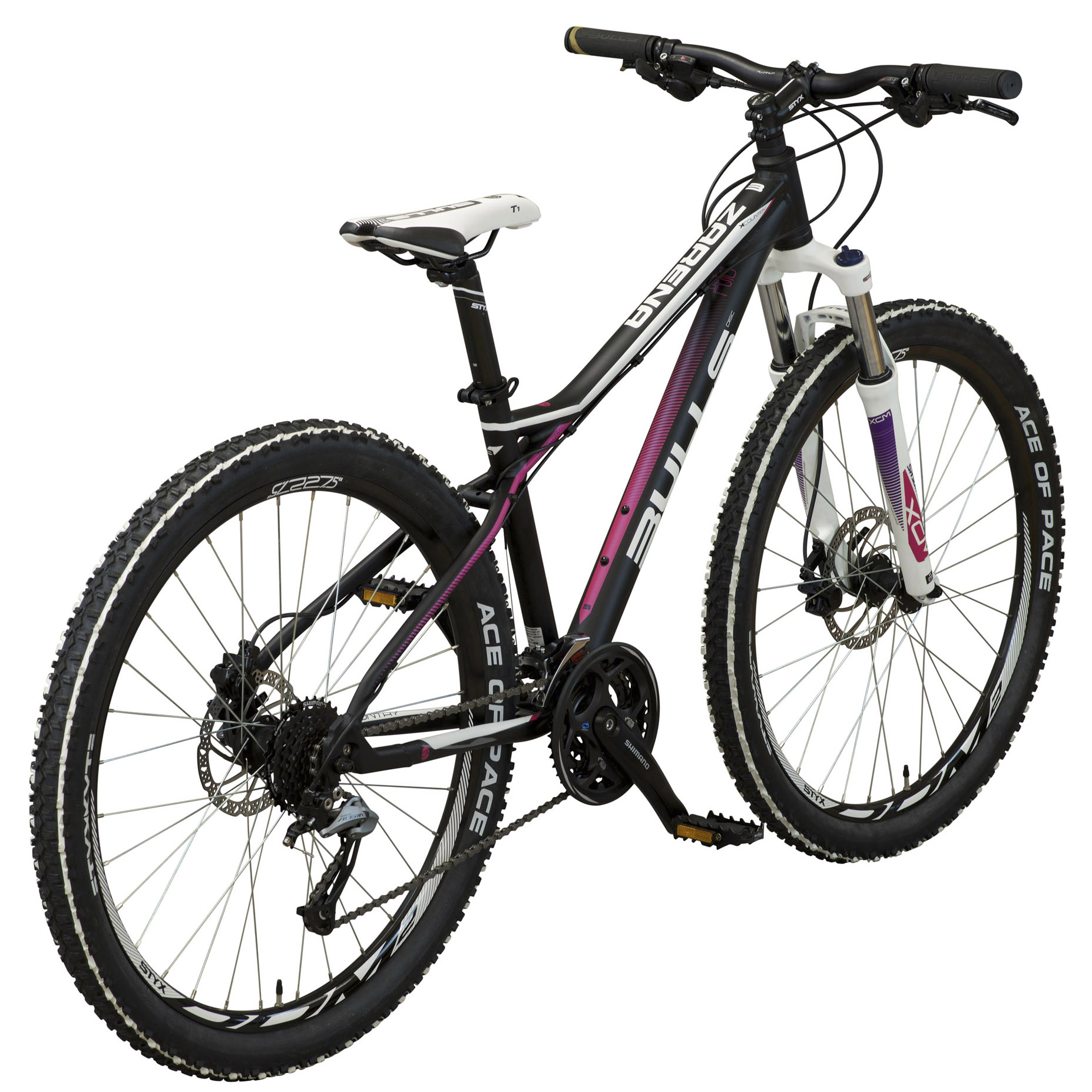 bulls zarena 27 5 damen mountainbike 37 cm online shop. Black Bedroom Furniture Sets. Home Design Ideas