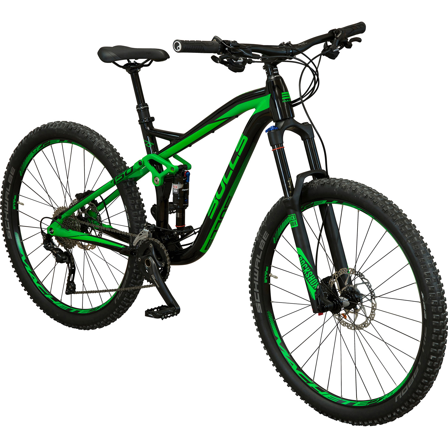 bulls wild mojo 1 fully mountainbike 27 5 zoll 44 cm. Black Bedroom Furniture Sets. Home Design Ideas