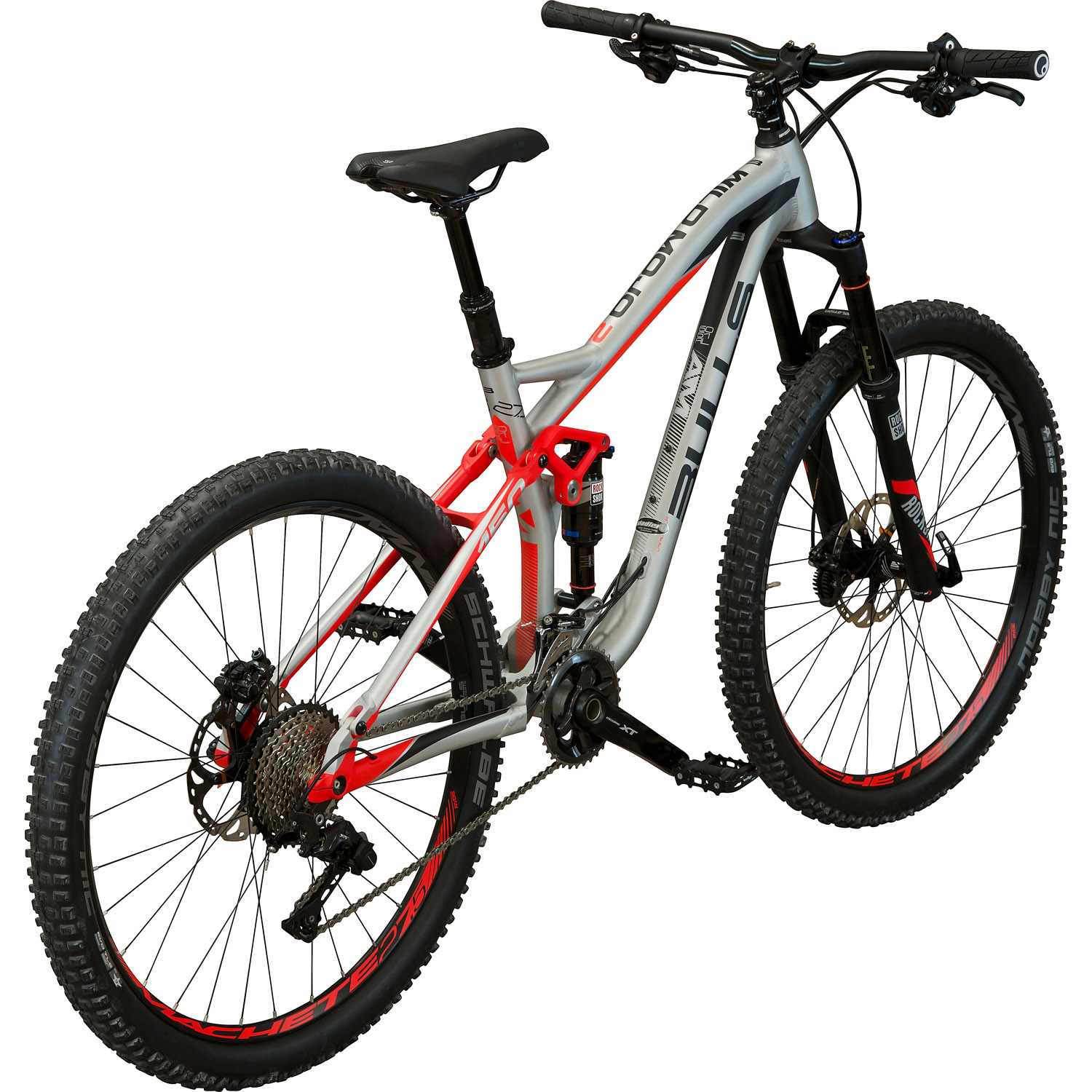 bulls wild mojo 2 fully mountainbike 27 5 zoll 39 cm. Black Bedroom Furniture Sets. Home Design Ideas