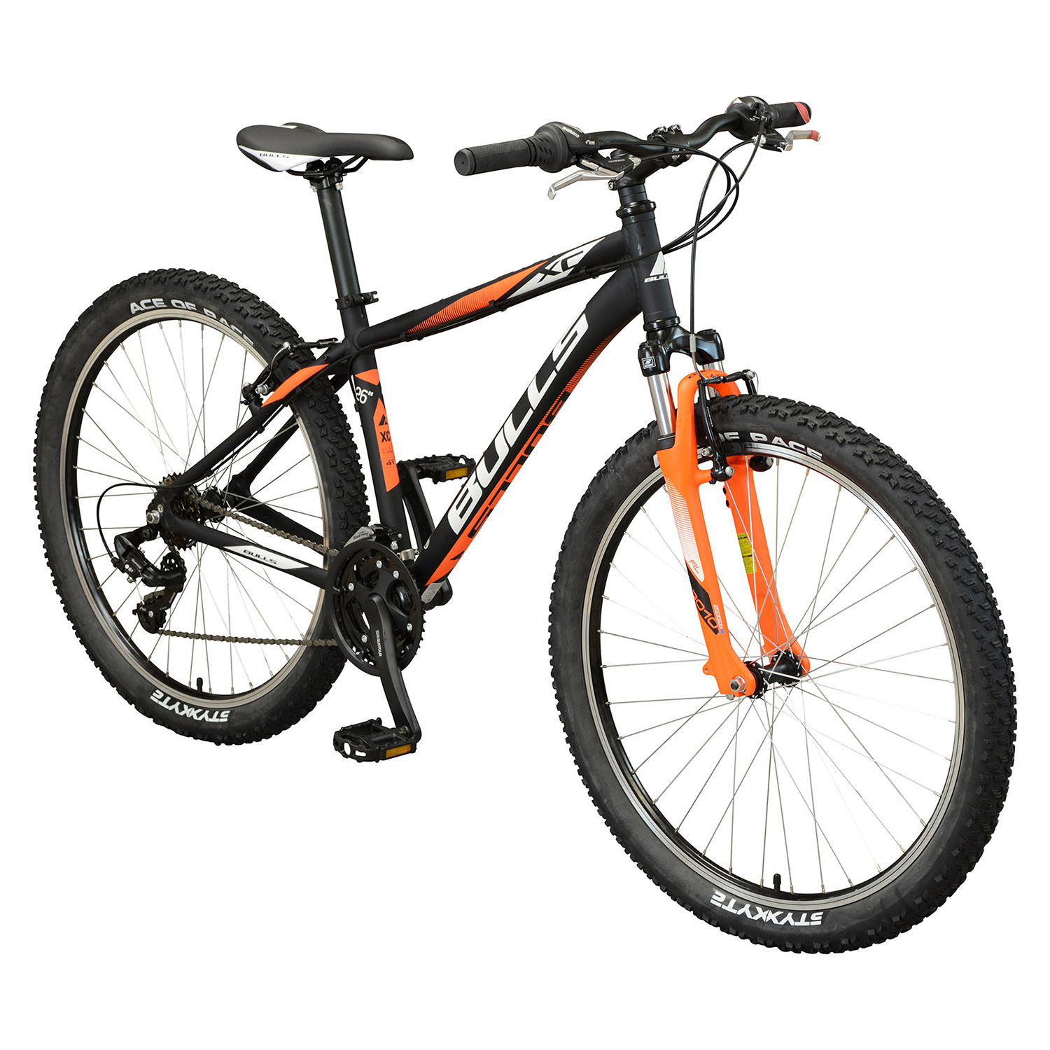 bulls pulsar evo 26 zoll mountainbike hardtail 41 cm. Black Bedroom Furniture Sets. Home Design Ideas