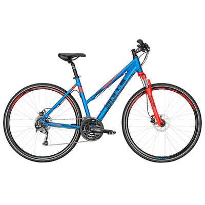 bulls cross bike 1 crossrad 44 cm wei damen online. Black Bedroom Furniture Sets. Home Design Ideas