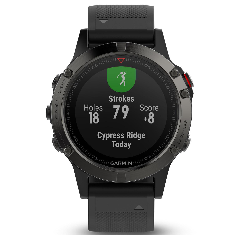 Garmin Fenix 5 Multisport-Smartwatch