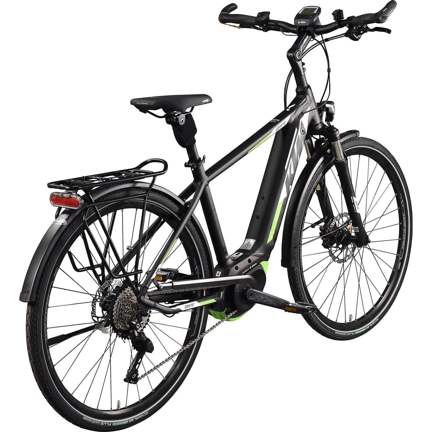 ktm cento 10 pt cx e trekkingbike herren 46 cm online. Black Bedroom Furniture Sets. Home Design Ideas