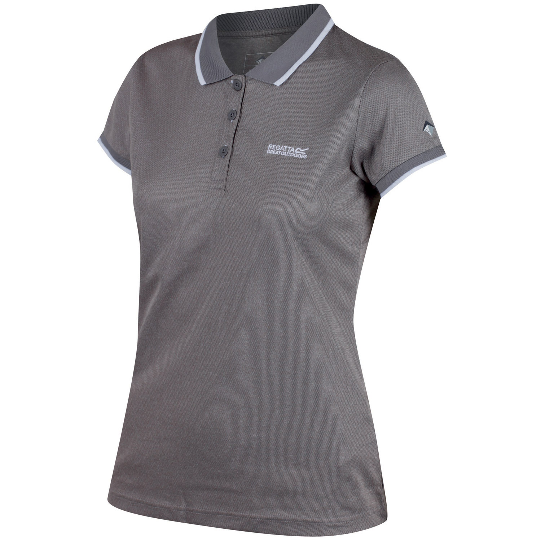regatta remex polo shirt damen online shop zweirad stadler. Black Bedroom Furniture Sets. Home Design Ideas