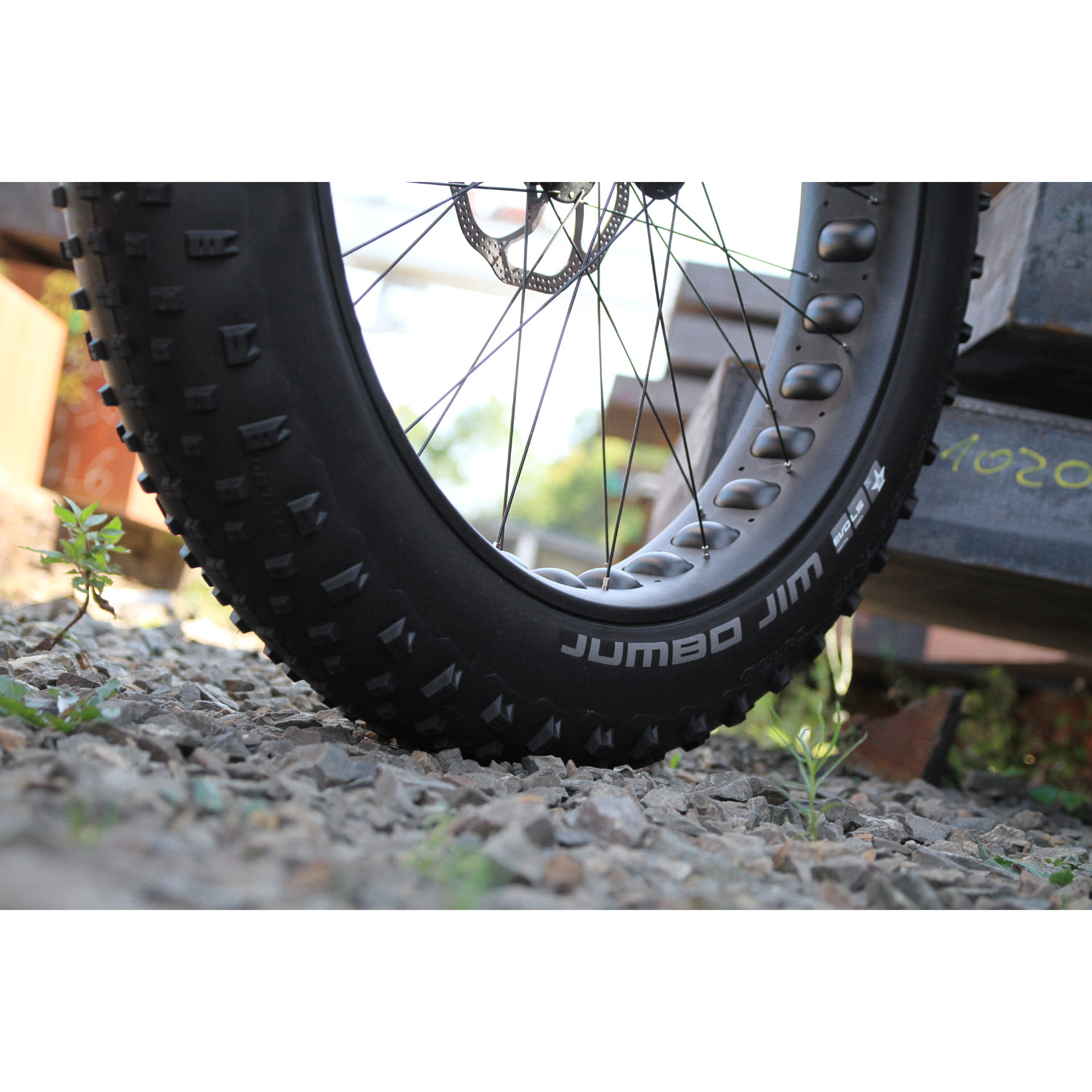 schwalbe jumbo jim fatbike reifen 26 zoll 4 0 zoll. Black Bedroom Furniture Sets. Home Design Ideas