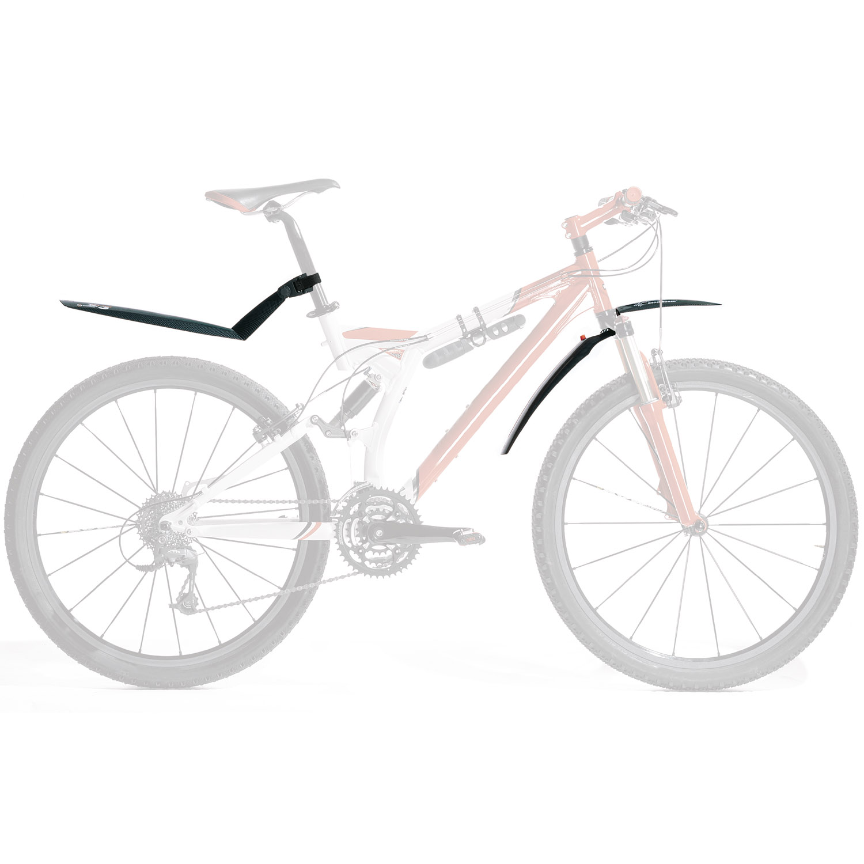 sks x tra dry black fahrrad schutzblech hinten 26 zoll online shop zweirad stadler. Black Bedroom Furniture Sets. Home Design Ideas