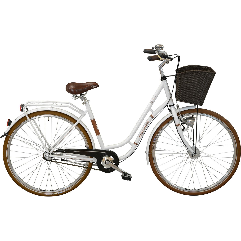 triumph city tour 3 city bike schwarz 28 zoll 53 cm. Black Bedroom Furniture Sets. Home Design Ideas