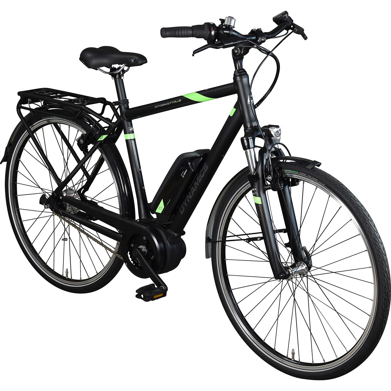 dynamics citydrive 7f plus elektrofahrrad citybike. Black Bedroom Furniture Sets. Home Design Ideas