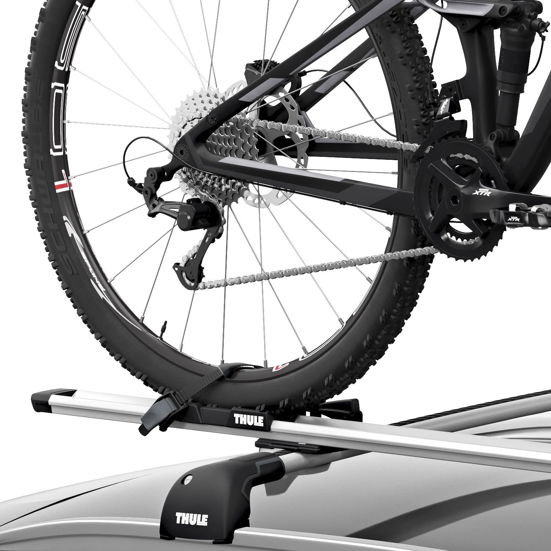 thule upride 599 fahrrad dachtr ger online shop. Black Bedroom Furniture Sets. Home Design Ideas