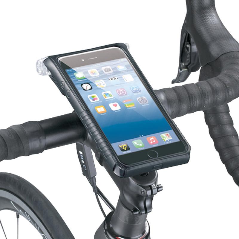 topeak drybag iphone 6 plus smartphonetasche inkl. Black Bedroom Furniture Sets. Home Design Ideas