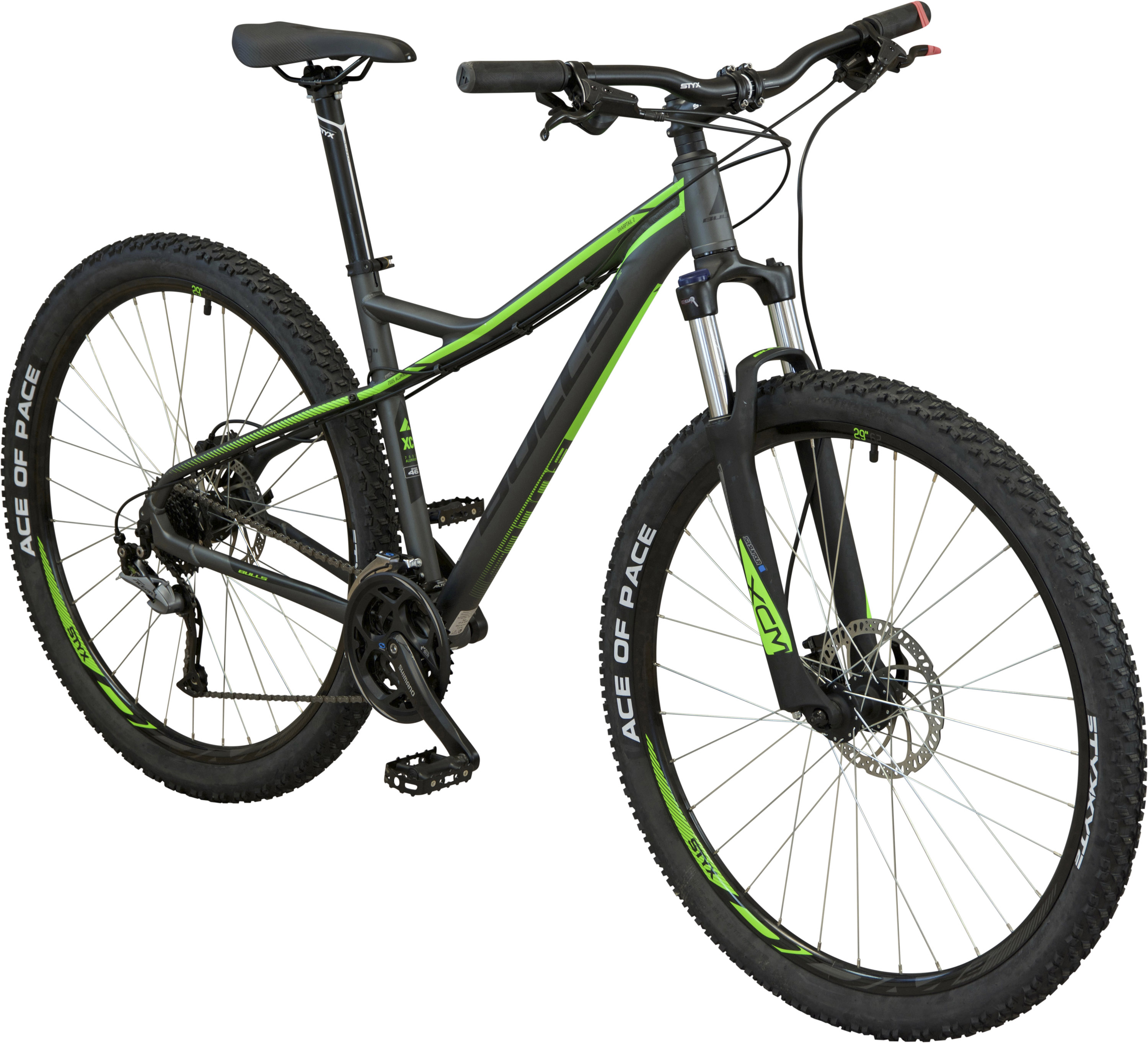 bulls sharptail 2 disc 29 mountainbike 29 zoll hardtail 46. Black Bedroom Furniture Sets. Home Design Ideas