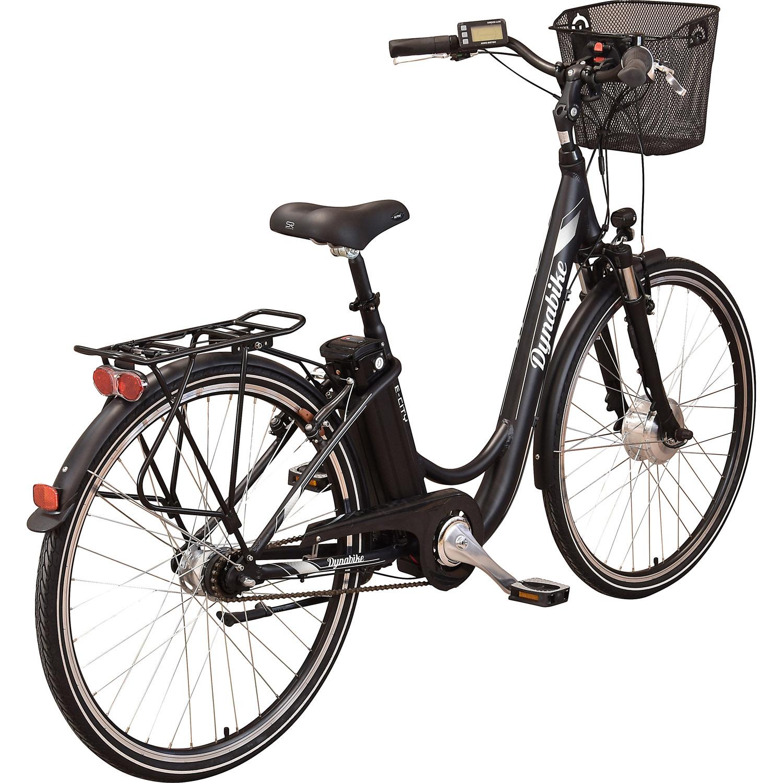 dynabike e city rt cityfahrrad e bike online shop. Black Bedroom Furniture Sets. Home Design Ideas