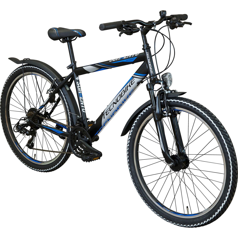tecnobike sorrento 26 all terrain bike mountainbike. Black Bedroom Furniture Sets. Home Design Ideas