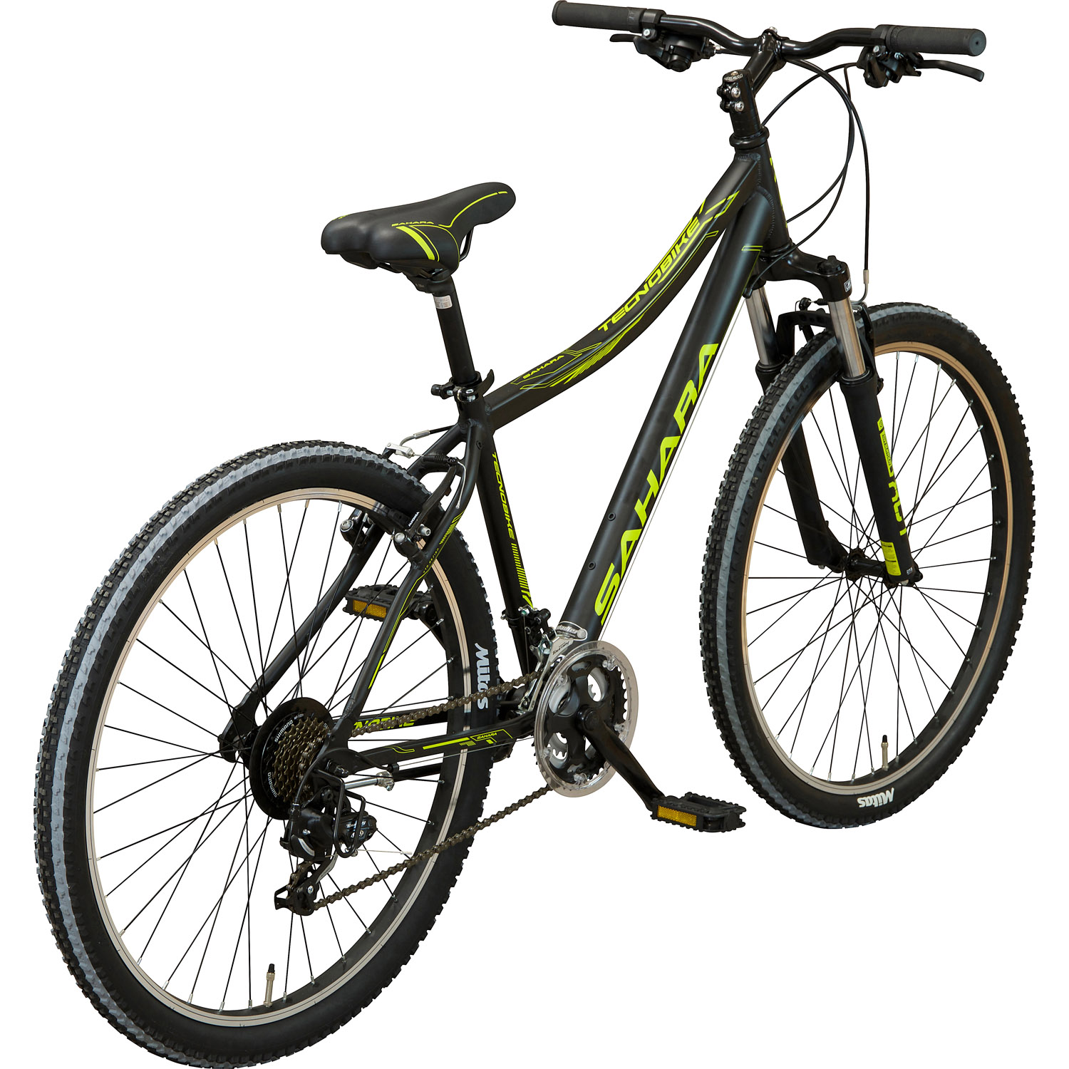 tecnobike sahara mountainbike 27 5 zoll hardtail online. Black Bedroom Furniture Sets. Home Design Ideas
